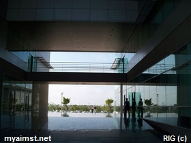 Aimst Medical Faculty building Architecture